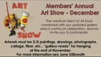 Member Art Show Slide 2018