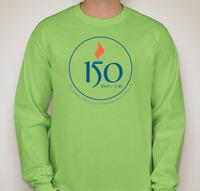 150th tees