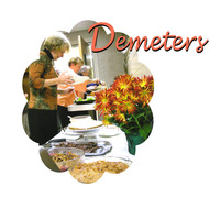 demeters logo without stools