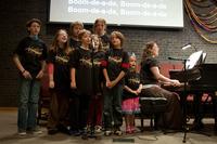 childrens choir w t shirts